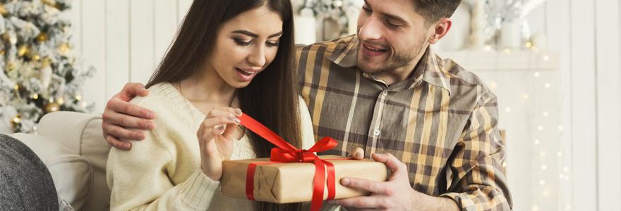 cadeau offrir à une femme
