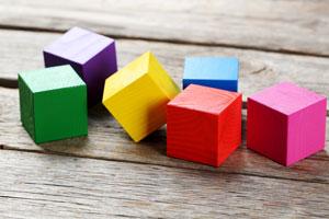 Le coffret cubes de naissance