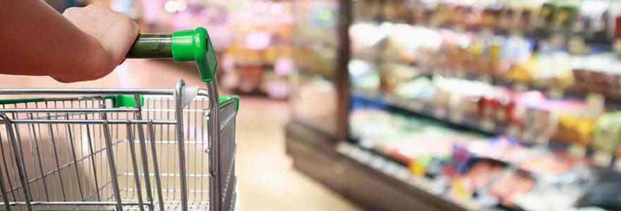 Mieux organiser ses courses au supermarché